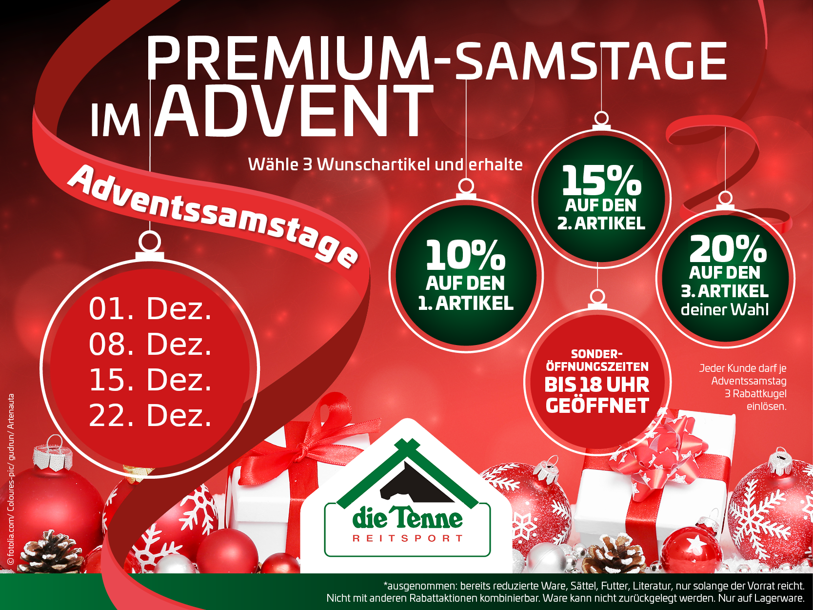 Adventssamstage 2018